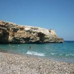 Panormo's beach